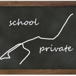 学校と私生活