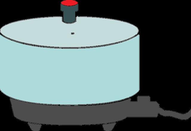 鍋とコンロ